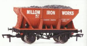 Dapol 4F-033-005 Millom Iron Works 24T Steel Ore Hopper